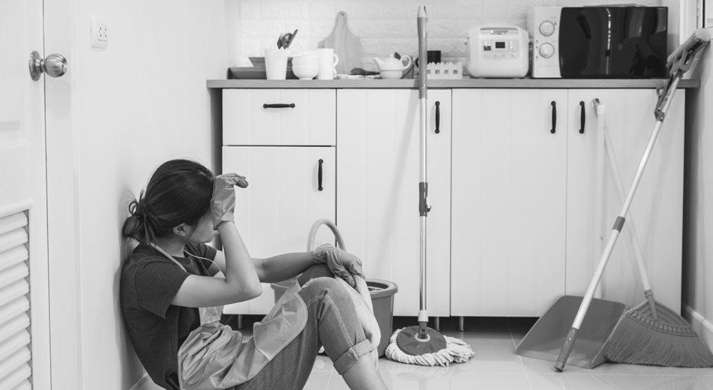 How Good Housekeeping Companies Help Manage Work Stress