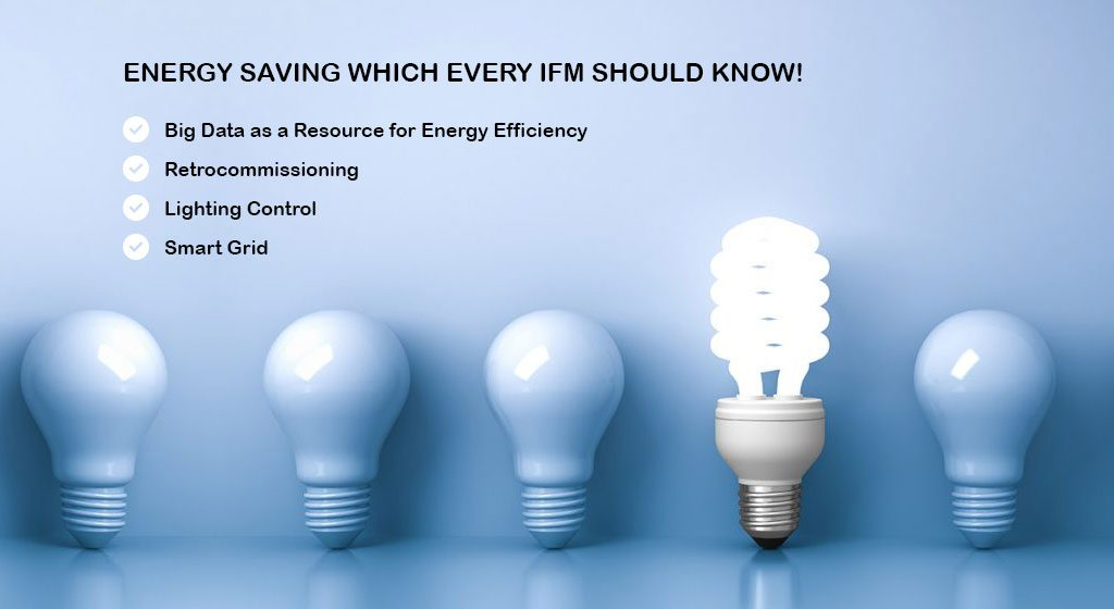 Trends in energy saving which every IFM should know! - CLR