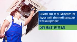 Know about the VRF HVAC