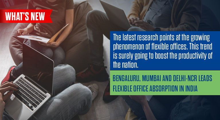 Bengaluru-Mumbai-and-Delhi-NCR-leads-flexible-office-absorption-in-India