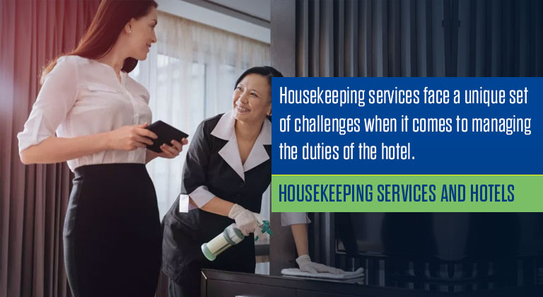 Housekeeping Services And Hotels