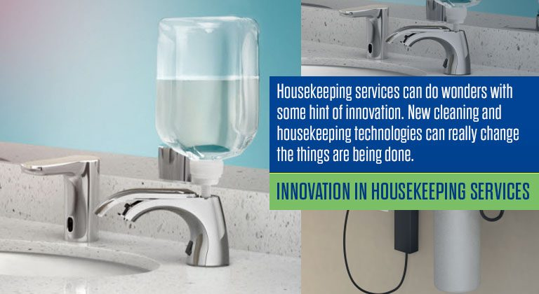 Innovation in Housekeeping Services