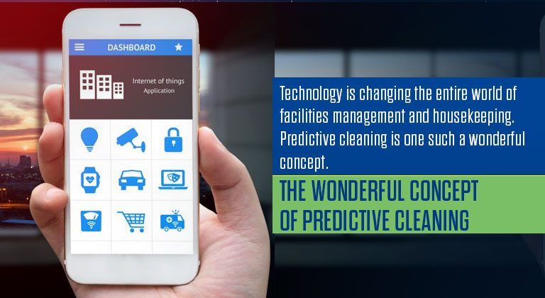 The wonderful concept of Predictive Cleaning