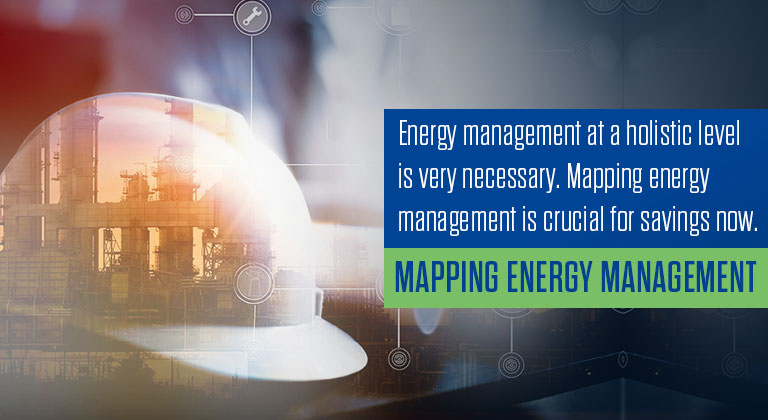 Mapping Energy Management