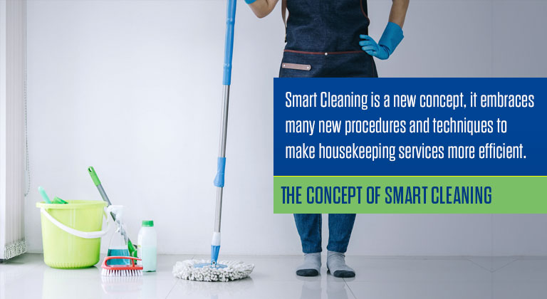 The Concept Of Smart Cleaning