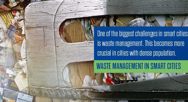 Waste Management in Smart Cities