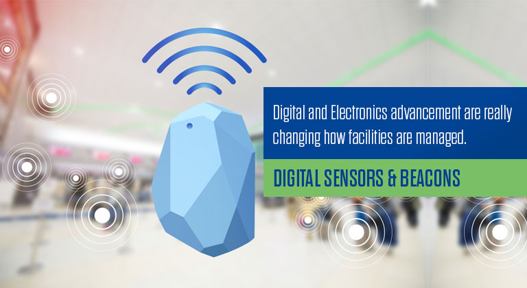 Digital Sensors & Beacons