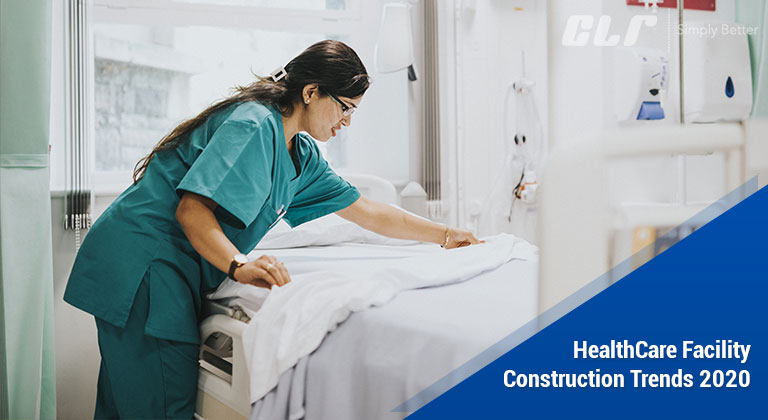 HealthCare Facility Construction Trends 2020