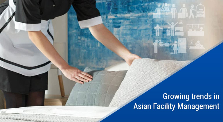 Growing trends in Asian Facility Management