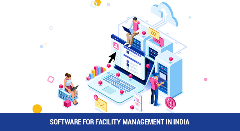 Software for facility management in India