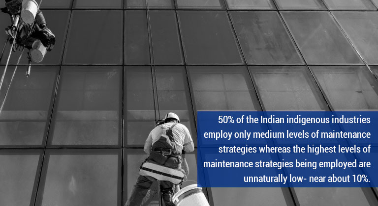 Ways to reduce reactive maintenance in the Indian industrial sector