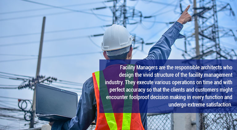 Best practices of Facility Managers