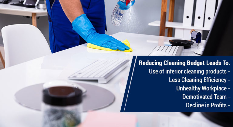Impact Of Cost Cutting on Cleaning Services