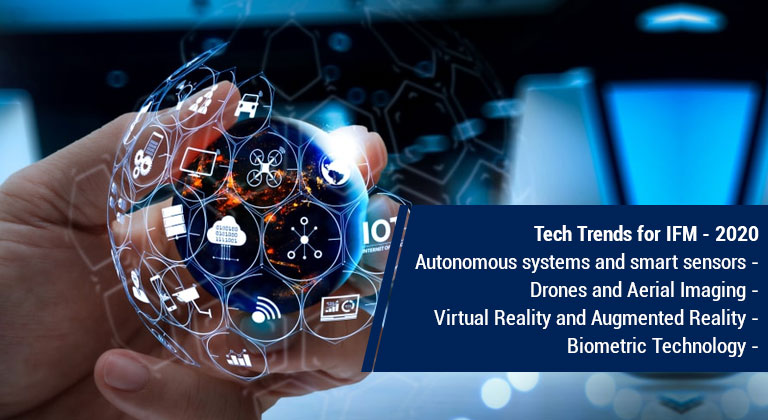 Recent Facility Management Technology trends - 2020
