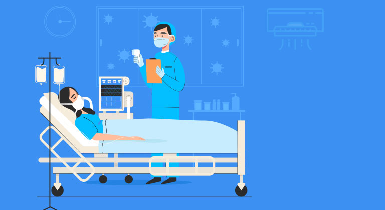 Importance of Airflow in Hospitals for preventing Infection