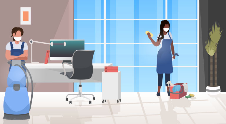 What Extra Precautions Should Office Dwellers Take Apart from Office Sanitization